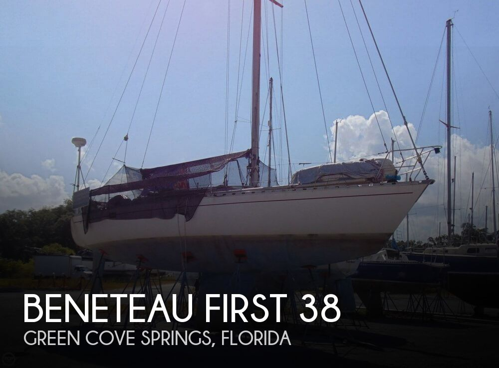 1982 Beneteau boat for sale, model of the boat is First 38 & Image # 1 of 40