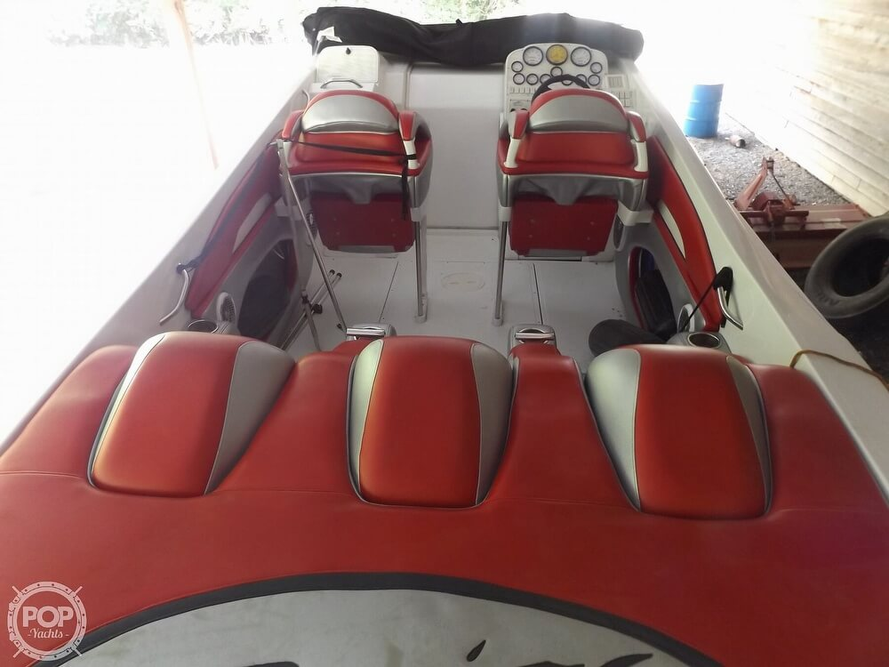2000 Baja boat for sale, model of the boat is Outlaw & Image # 4 of 40