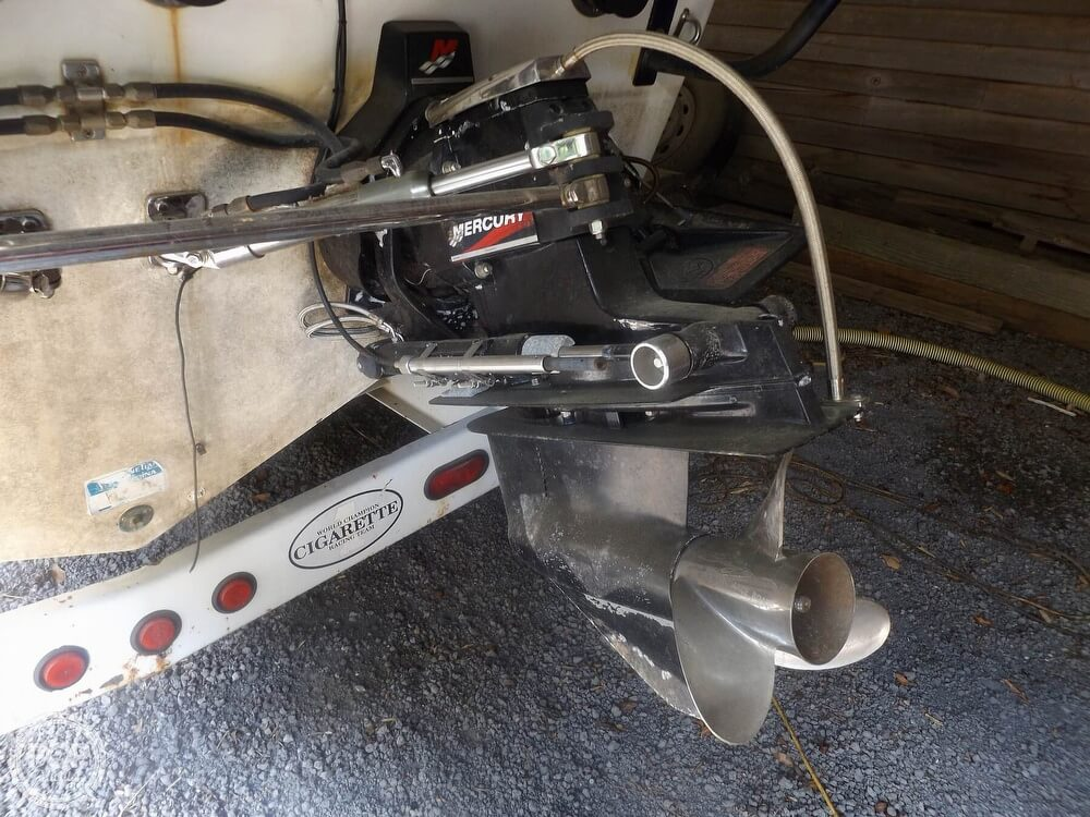 2000 Baja boat for sale, model of the boat is Outlaw & Image # 28 of 40