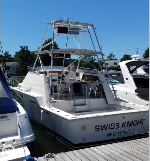 1986 Luhrs boat for sale, model of the boat is 340 Sport fisherman & Image # 3 of 40