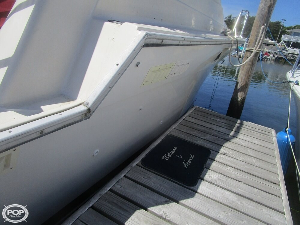 1986 Luhrs boat for sale, model of the boat is 340 Sport fisherman & Image # 10 of 40