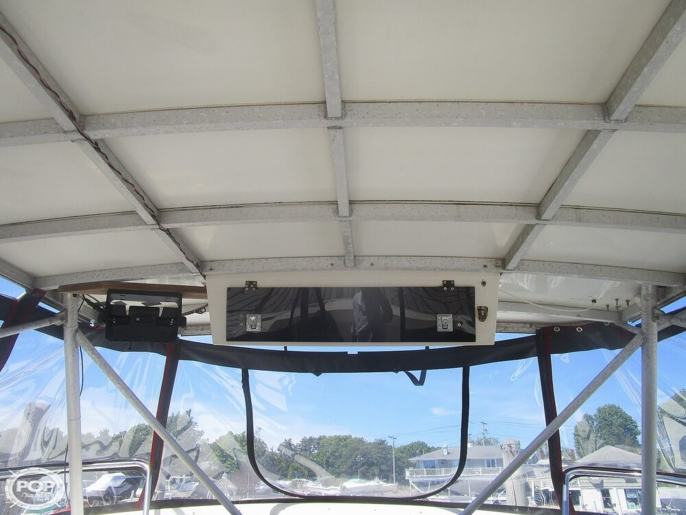 1986 Luhrs boat for sale, model of the boat is 340 Sport fisherman & Image # 18 of 40