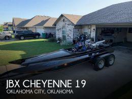 1991 JBX Cheyenne 19