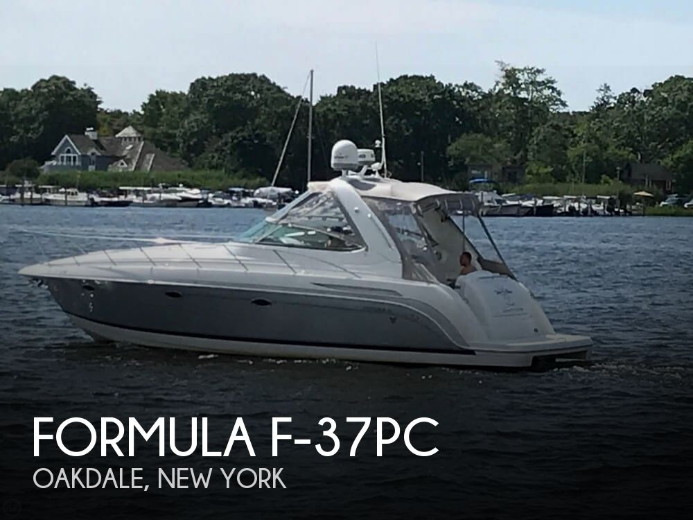 Used Boats For Sale in Norwich, Connecticut by owner | 2004 Formula 38