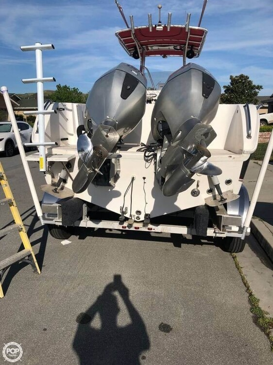 2009 Carolina Skiff boat for sale, model of the boat is Sea Chaser 2600 CC & Image # 20 of 41