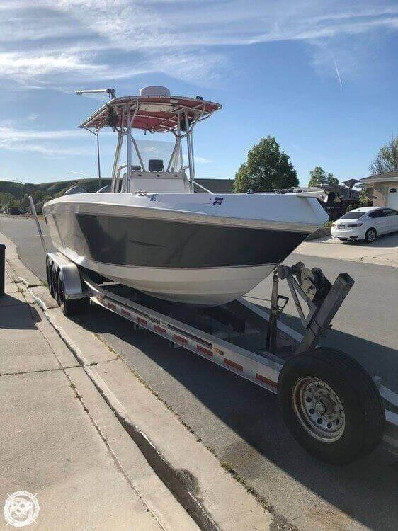 2009 Carolina Skiff boat for sale, model of the boat is Sea Chaser 2600 CC & Image # 7 of 41