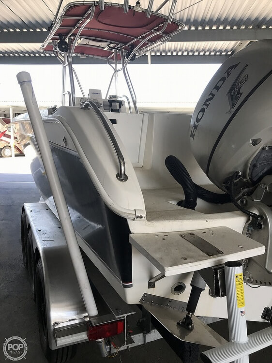 2009 Carolina Skiff boat for sale, model of the boat is Sea Chaser 2600 CC & Image # 27 of 41