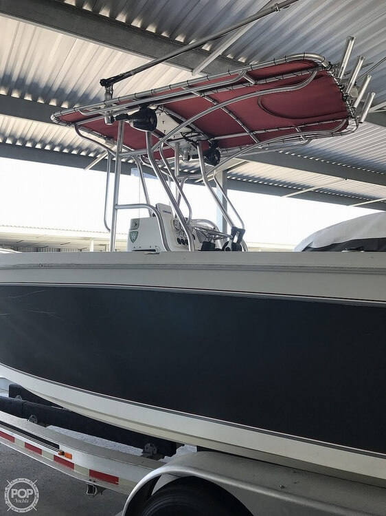 2009 Carolina Skiff boat for sale, model of the boat is Sea Chaser 2600 CC & Image # 24 of 41