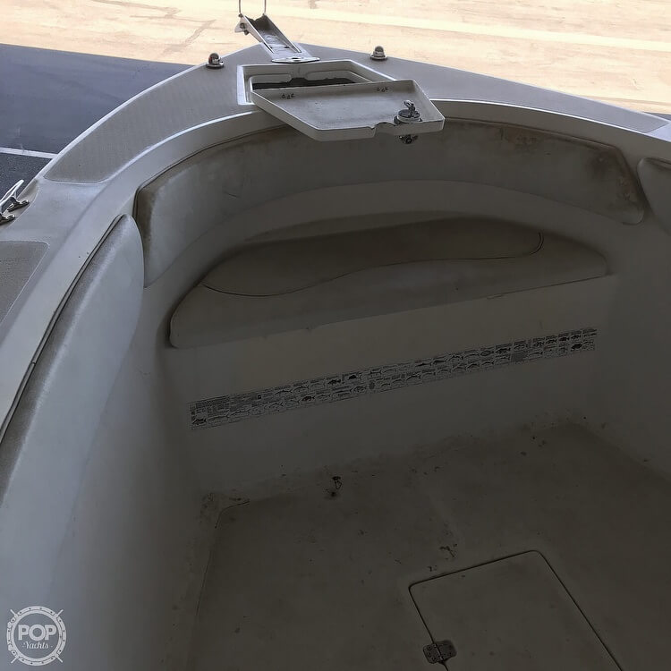 2009 Carolina Skiff boat for sale, model of the boat is Sea Chaser 2600 CC & Image # 17 of 41