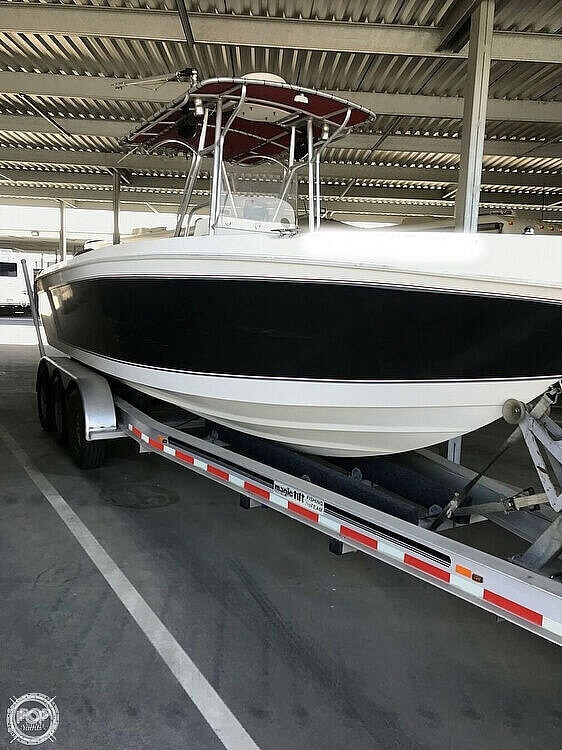 2009 Carolina Skiff boat for sale, model of the boat is Sea Chaser 2600 CC & Image # 3 of 41