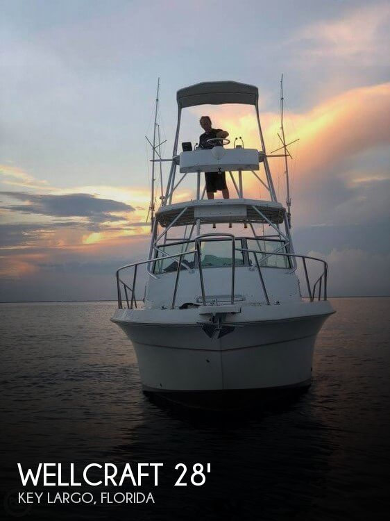 Used Wellcraft 28 Boats For Sale by owner | 1989 Wellcraft 2800