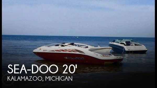 Used Ski Boats For Sale by owner | 2005 Sea-Doo 19