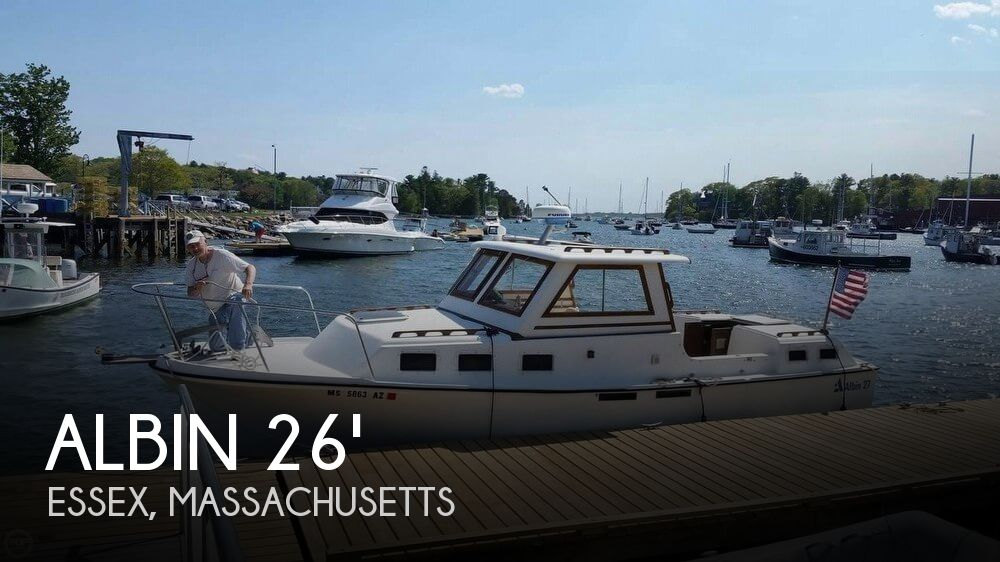 Used Albin Boats For Sale by owner | 1985 Albin 26