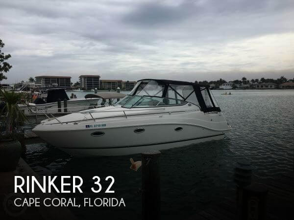 Used Rinker Boats For Sale in Florida by owner | 2007 Rinker 32