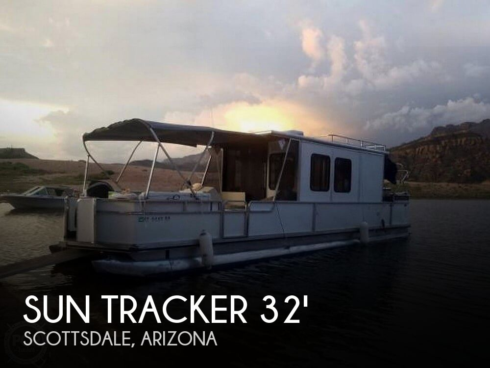 Used Boats For Sale in Arizona by owner | 1995 Sun Tracker 32