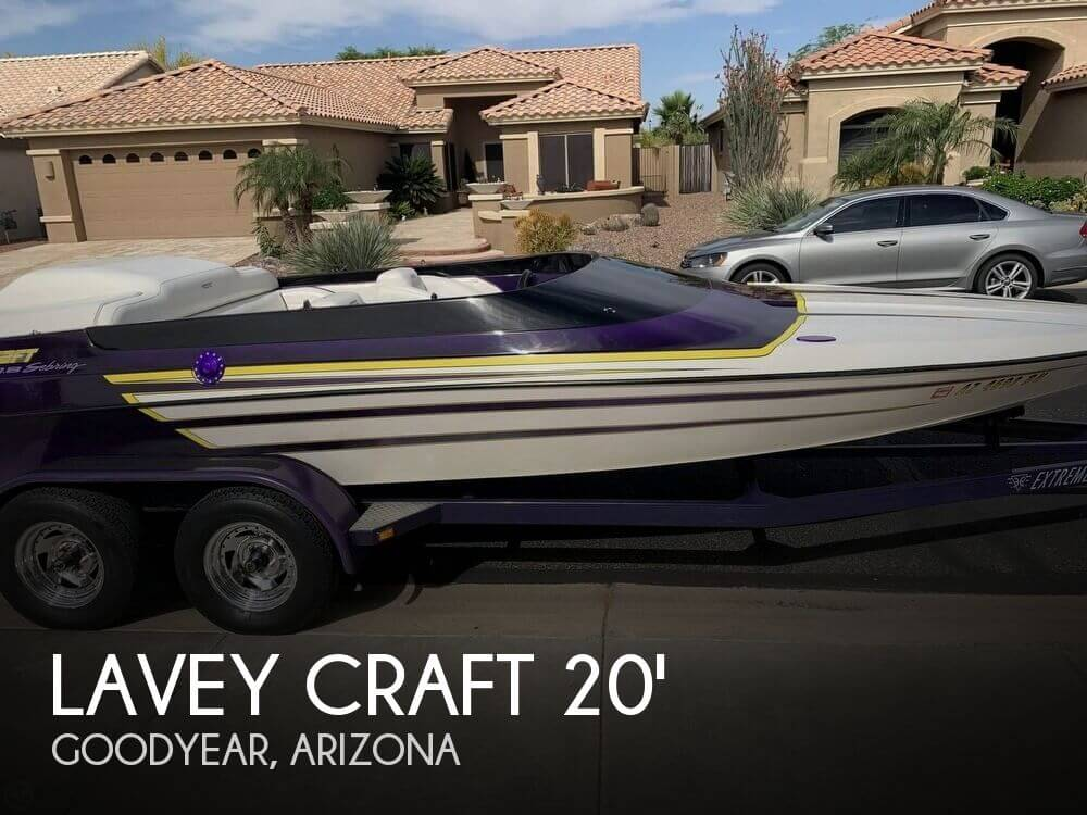 Used Lavey Craft Boats For Sale by owner | 1997 Lavey Craft 20