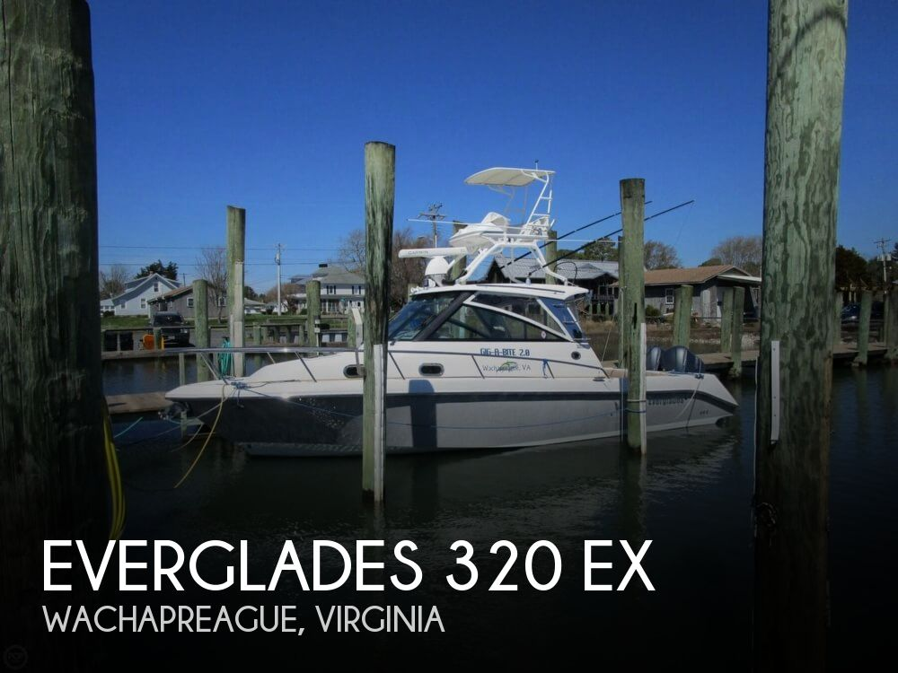 Used Boats For Sale in Virginia by owner | 2011 Everglades 32