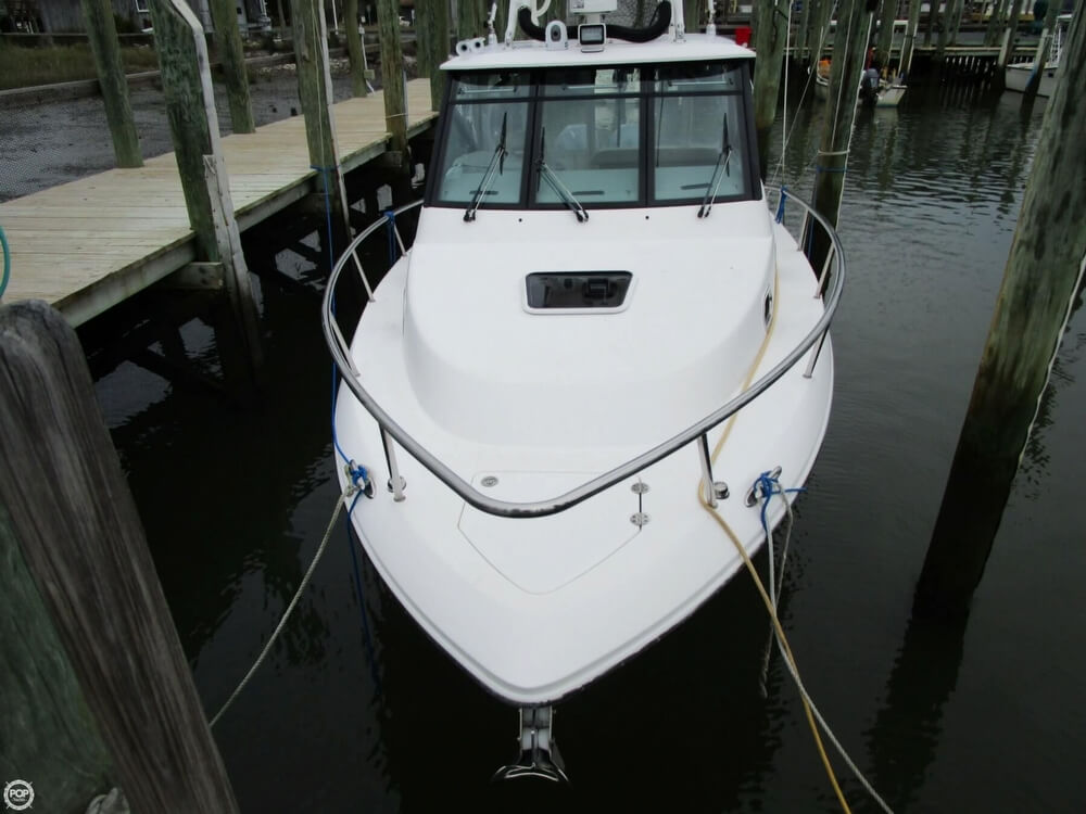 2011 Everglades boat for sale, model of the boat is 320 EX & Image # 12 of 40