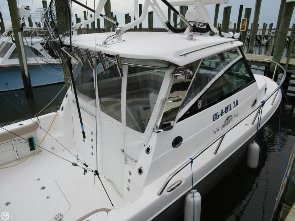 2011 Everglades boat for sale, model of the boat is 320 EX & Image # 14 of 40