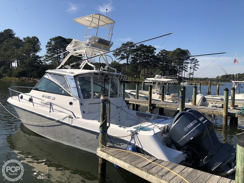 2011 Everglades boat for sale, model of the boat is 320 EX & Image # 4 of 40
