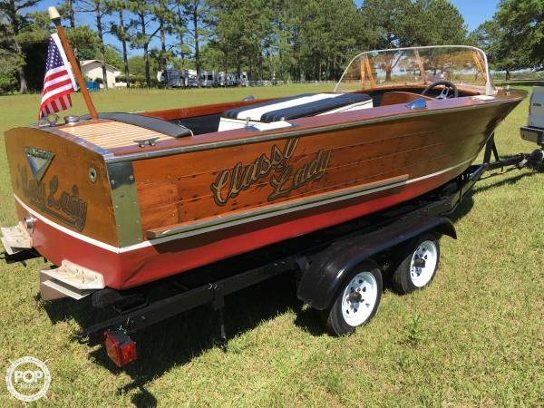 1958 Century boat for sale, model of the boat is Resorter & Image # 9 of 40