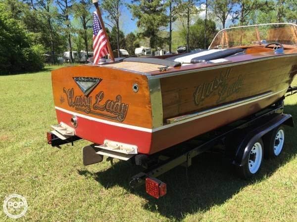1958 Century boat for sale, model of the boat is Resorter & Image # 10 of 40