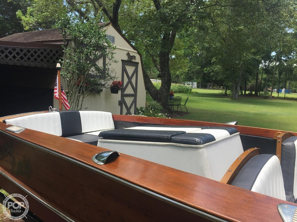 1958 Century boat for sale, model of the boat is Resorter & Image # 24 of 40