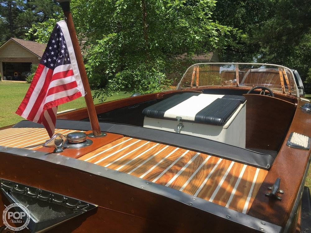 1958 Century boat for sale, model of the boat is Resorter & Image # 39 of 40