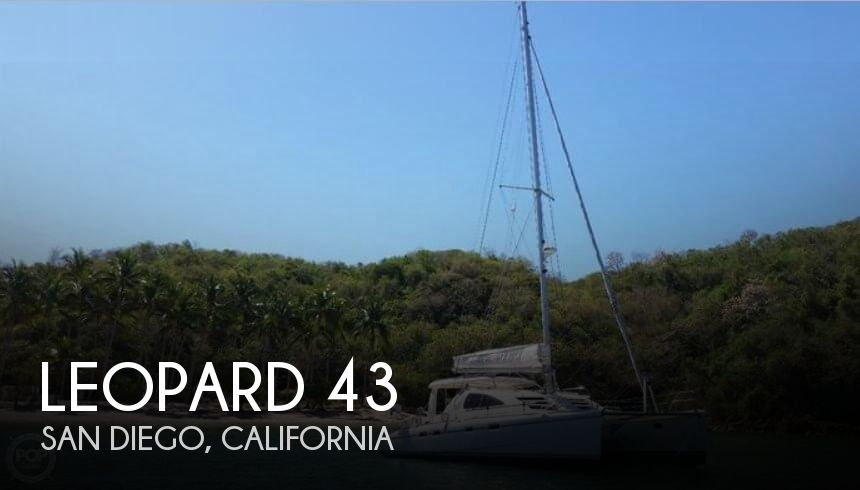 Used Sailboats For Sale in California by owner | 2007 Leopard 43