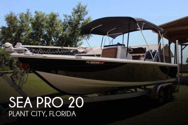 Used Sea Pro Boats For Sale by owner | 2018 Sea Pro 20