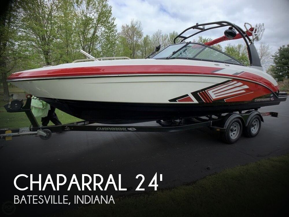 Used Boats For Sale in Dayton, Ohio by owner | 2015 Chaparral 24
