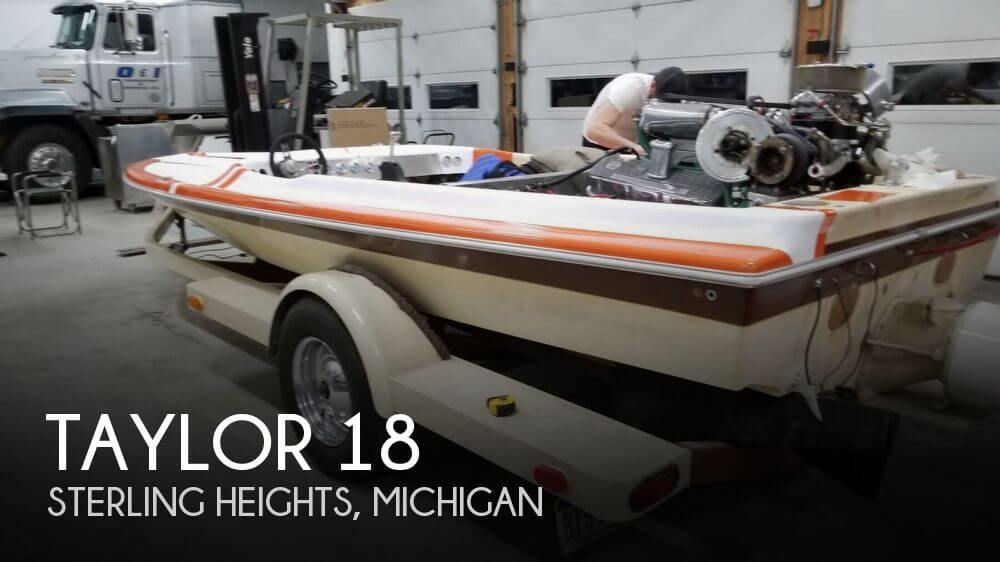 Used Taylor Boats For Sale by owner | 1978 Taylor 18