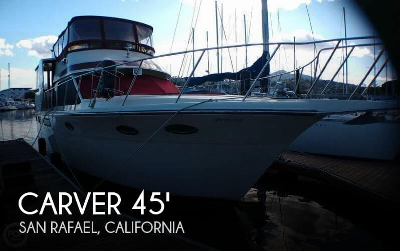 Used Boats For Sale in Santa Rosa, California by owner | 1987 Californian 45
