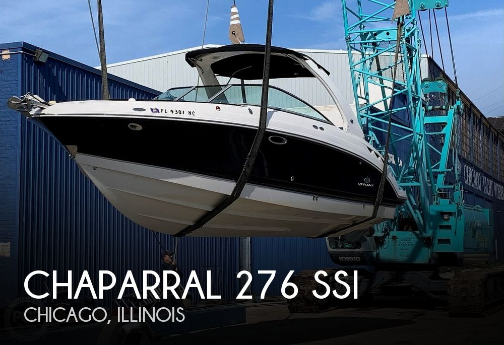 Used Chaparral SSi Boats For Sale by owner | 2006 Chaparral 276 SSI