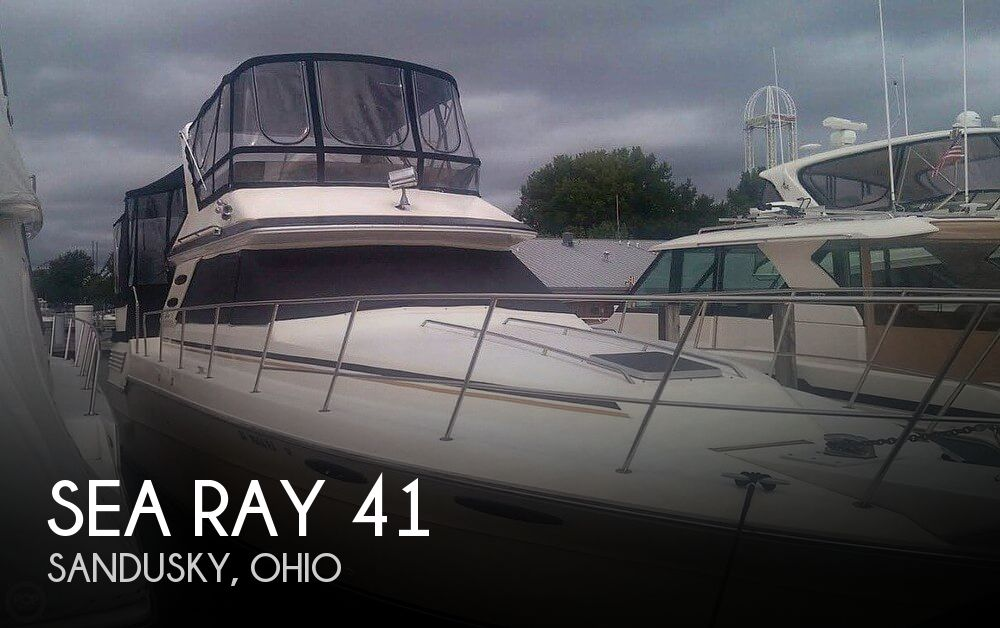 Used Sea Ray 41 Boats For Sale by owner | 1986 Sea Ray 41