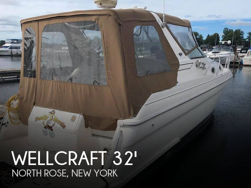 Used Wellcraft 32 Boats For Sale by owner | 1997 Wellcraft 32