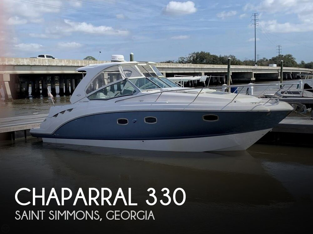 Used Chaparral 32 Boats For Sale by owner | 2015 Chaparral 32