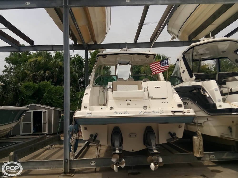 2015 Chaparral boat for sale, model of the boat is 330 Signature & Image # 10 of 40