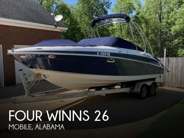 Used Four Winns 26 Boats For Sale by owner | 2007 Four Winns 26