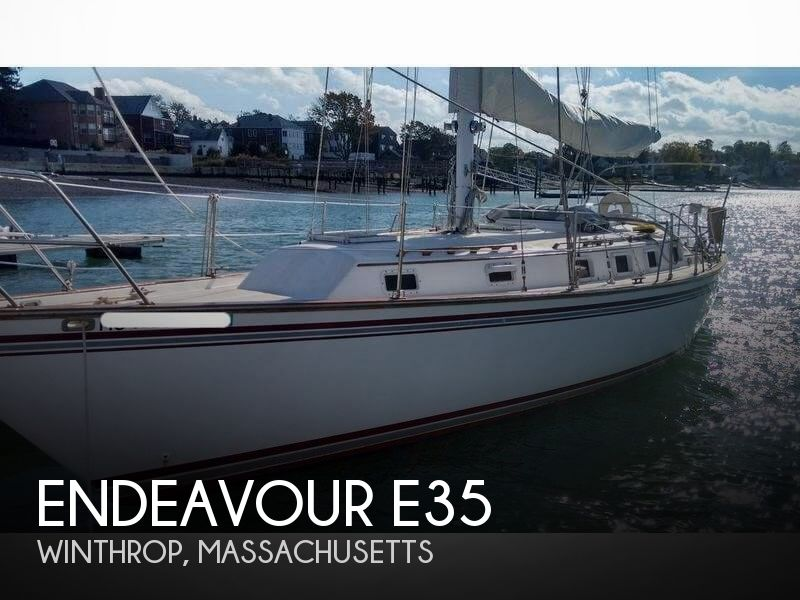Used Endeavour Boats For Sale by owner | 1985 Endeavour 35