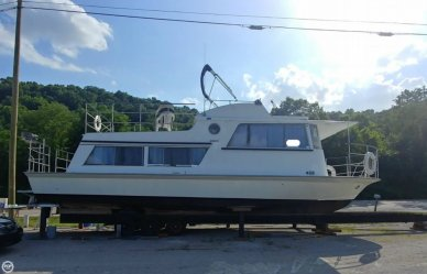 Marinette Seacrest, 41', for sale