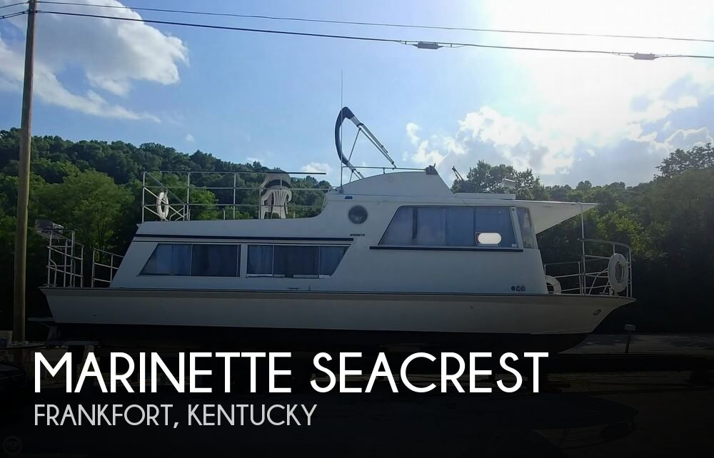 Used Boats For Sale in Louisville, Kentucky by owner | 1973 Marinette 41