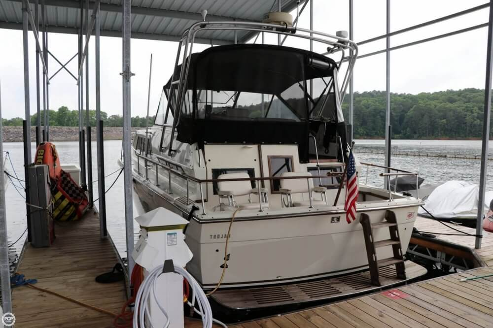1975 Trojan boat for sale, model of the boat is F-36 Tri-Cabin & Image # 24 of 40