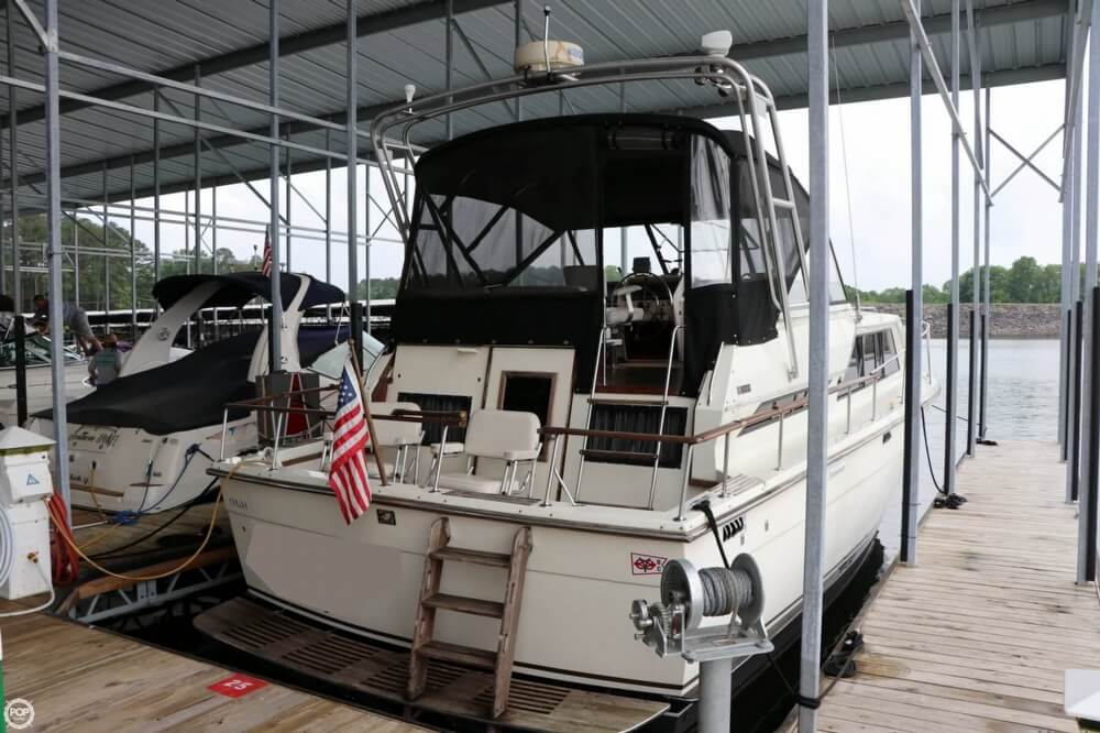 1975 Trojan boat for sale, model of the boat is F-36 Tri-Cabin & Image # 27 of 40