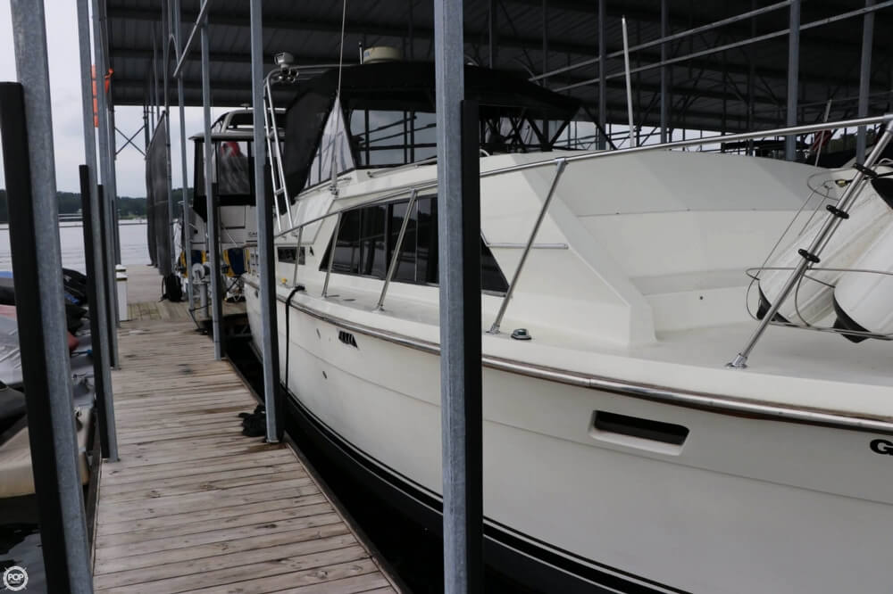 1975 Trojan boat for sale, model of the boat is F-36 Tri-Cabin & Image # 3 of 40