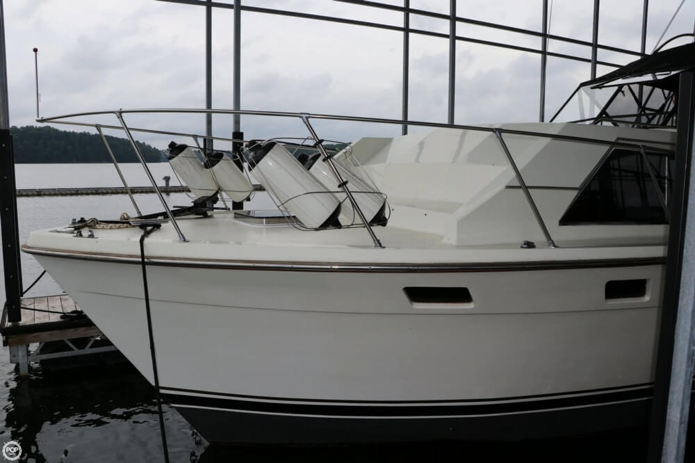 1975 Trojan boat for sale, model of the boat is F-36 Tri-Cabin & Image # 28 of 40
