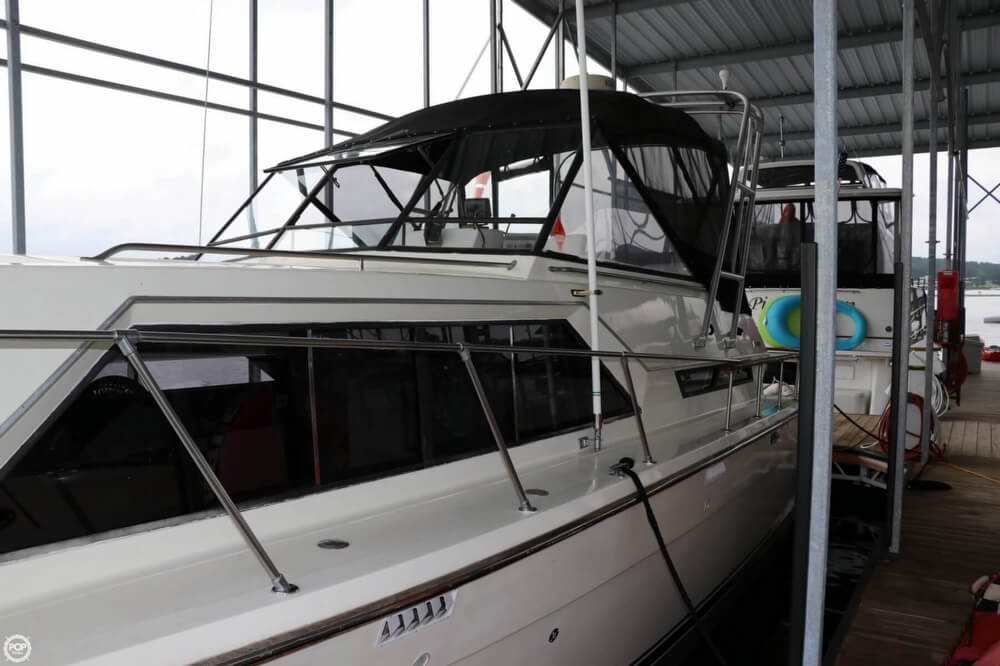 1975 Trojan boat for sale, model of the boat is F-36 Tri-Cabin & Image # 26 of 40