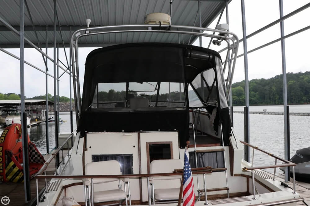 1975 Trojan boat for sale, model of the boat is F-36 Tri-Cabin & Image # 31 of 40