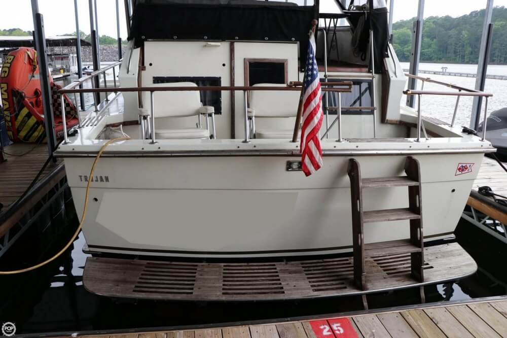 1975 Trojan boat for sale, model of the boat is F-36 Tri-Cabin & Image # 32 of 40