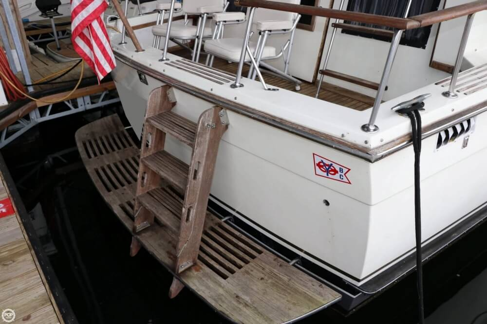 1975 Trojan boat for sale, model of the boat is F-36 Tri-Cabin & Image # 40 of 40